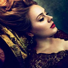Adele: I <3 this woman