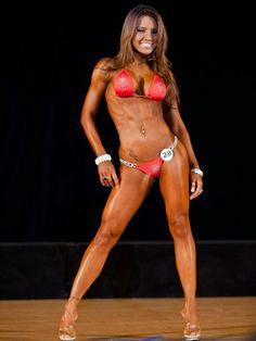 Nathalia Melo - IFBB Pro Bikini