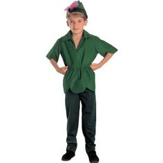 Peter Pan Child Costume (Small(child size 4-6)) --- http://viewn.us/10q