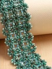 5 Tips for Beaded Jewelry Design With 2-hole Seed Beads - Daily Beading Blogs - Blogs - Beading Daily    (make sure to scroll all the way down to see additional links)