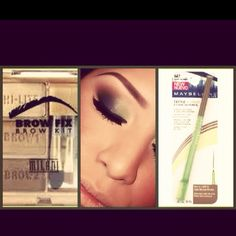 Brows, brows @ more brows ;)