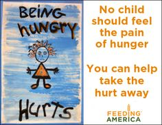 This graphic was created by Child Hunger Corps member, Kimberly, who is currently at St. Mary's Food Bank Alliance.
