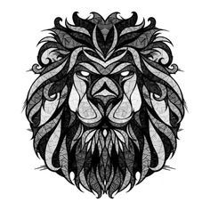 Love this style of illustration. #Leo Zodiac Signs, Tattoo Ideas, Leo Art, Art Prints, Lion Tattoo, Zodiac Leo, Baby Boy...