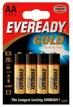 Free Eveready Batteries at Dollar Tree!