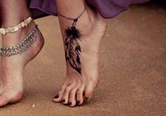 Best 10 Sexy Foot Tattoo Designs For Women - MomsMags