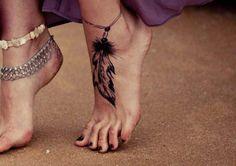 tattoo ideas, feet tattoos, ankle tattoos, dream catchers, native americans, dream catcher tattoo, anklet, a tattoo, feather tattoos