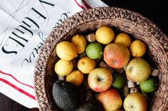 Nutrition Stripped | How to Store Produce | http://www.nutritionstripped.com