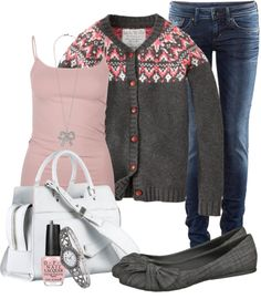 """""""Pretty In Pink"""" by wannabchef on Polyvore"""