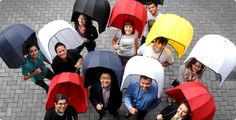Rainshader Umbrella