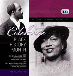 Black History Month 2007