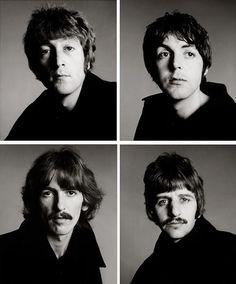 music, george harrison, ringo starr, richard avedon, rock bands