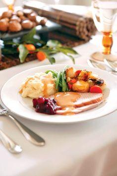 Thanksgiving at the DFAC
