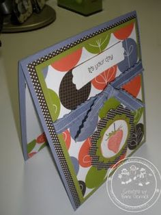 Cards, Stampin' Up! Just for You Cards