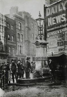 The Aldgate Pump; 1880