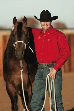 Horseman Clinton Anderson can help you train your horse the right way