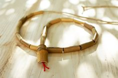 kedublock.brinquedos: Bamboo snake. Such fun kid DIY projects