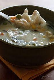 Skinnytaste: Chicken Pot Pie Soup