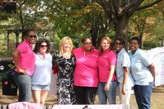 Dr. Lindsay and Dr. Williams supported the event along with the Human Services Association students.