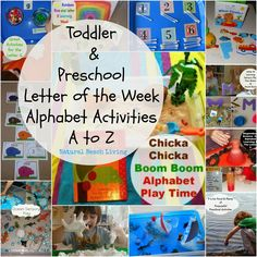 Alphabet LOTW activities and so much more