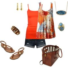 Come on summer..., created by misslisa5472.poly...