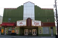 Variety Playhouse, Little Five Points, Atlanta, Georgia USA. http://www.variety-playhouse.com