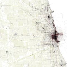 Chicago: from The Geotaggers' World Atlas (via coudal partners)
