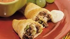 Crescent Cabbage and Beef Bundles Recipe