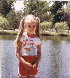Letter to my childhood self. Sponsor a child through Compassion