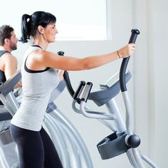 Elliptical Workout that works your whole body. Doing this! I've been using an eliptical for such a long time but have really only seen results in my legs and arms.