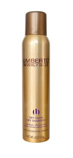 I can be a real lazy shit when I want to. So when I don't feel like washing my hair, yeah I know it sounds gross, I use this dry shampoo. It doesn't make your hair smell and it actually works. Before finding Umberto, I used one from Victoria's Secret and it smelt like shit. I don't recommend getting it. This product is also $8.99 and you can it at Target too :)