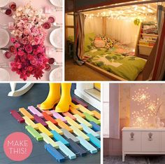 The Most Popular DIY Ideas From Pinterest !