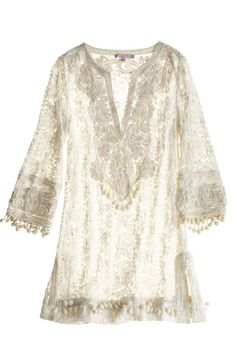 Penny Lace Tunic
