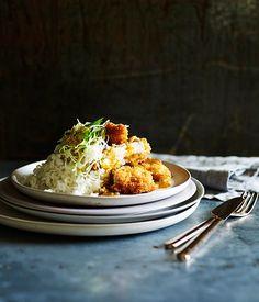 Chicken katsu curry recipe - Gourmet Traveller