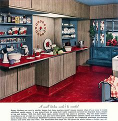 Armstrong Floors, 1952
