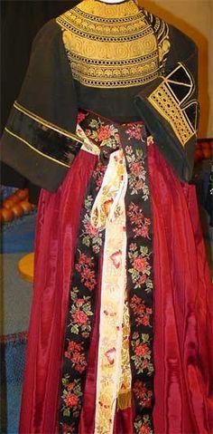Costume bigouden Bretagne