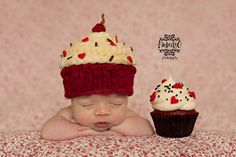too sweet! Love these hats