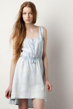 Summer dress (2012) by Pull & Bear