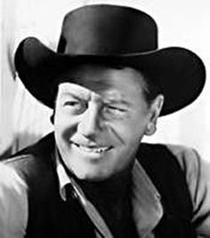 Joel McCrea ...  Actor in many western movies and TV shows from 1946-1976 ...