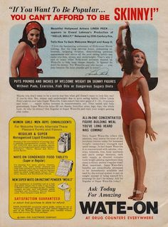 And another ad...from 1969...Boy have times changed