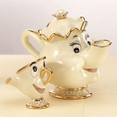 Mrs. Potts & Chip (want this)