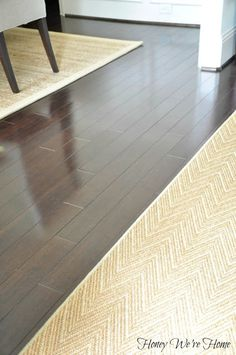 How I Get My Hardwood Floors Clean