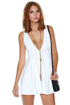 Nasty Gal Summer Daze Dress