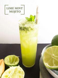Lime-Mint Mojito