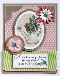 Inspiration Blooms - Inky Antics