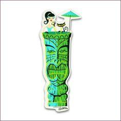 Ratongo. My forearm tattoo #Shag #JoshAgle #tiki #art #ratongo