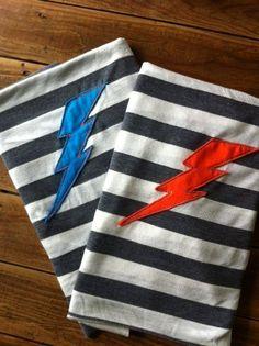 OKC Thunder stripe scarf by Itshalftime on Etsy, $24.00