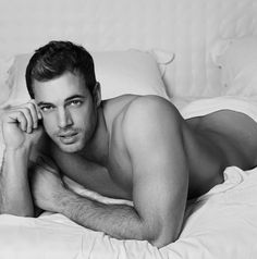 William levy  someone blurred out his ass