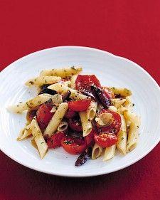 Tomato and Olive Penne - Martha Stewart Recipes