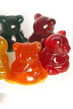 Gi-normous Gummy Bears