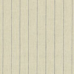 Walker Pinstripe - Parchment - Stripes - Fabric - Products - Ralph Lauren Home - RalphLaurenHome.com